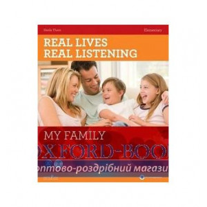 Real Lives, Real Listening Elementary My Family with CD Thorn, S ISBN 9781907584480
