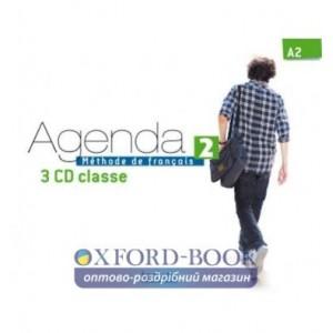 Agenda 2 CD Classe ISBN 3095561959697