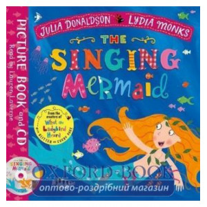 Книга The Singing Mermaid: Book and CD Pack ISBN 9781509863167
