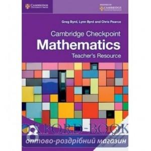 Cambridge Checkpoint Mathematics 8 Teachers Resource CD-ROM ISBN 9781107622456