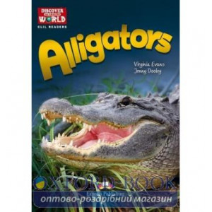 Книга alligators level 3 ISBN 9781471563225
