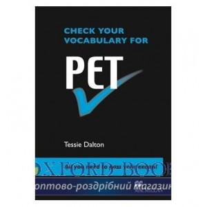 Книга Check Your Vocabulary for PET ISBN 9780230033597