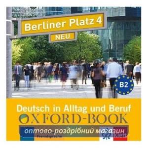 Berliner Platz 4 NEU CDs ISBN 9783126060790