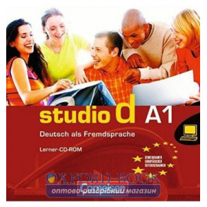 Studio d A1 Lerner-CD-ROM. Interaktives Ubungsangebot Funk, H ISBN 9783464207253
