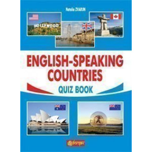 English-Speaking Countries Quiz Book