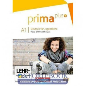 Prima plus A1 Video-DVD mit Ubungen Jin, F ISBN 9783061206383