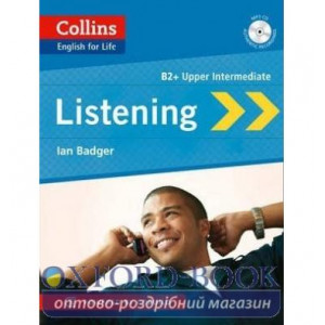 Listening B2+ with CD Badger, I ISBN 9780007542680
