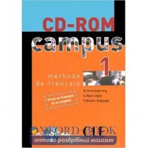 Campus 1 CD-ROM Hirschsprung, N ISBN 9782090327977