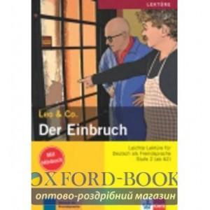 Der Einbruch (A2), Buch+CD ISBN 9783126063968