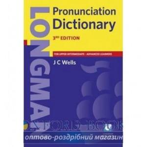 LD Pronunciation Paper+CD ISBN 9781405881180
