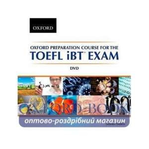 Oxford Preparation Course for the TOEFL iBT Exam DVD ISBN 9780195431193
