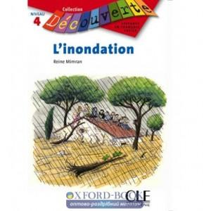 Книга Decouverte 4 Linondation ISBN 9782090315929