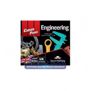 Career Paths Engineering Class CDs ISBN 9781780980201