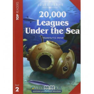 Level 2 20,000 Leagues Under the Sea Elementary Book with CD Verne, J ISBN 9789604434275