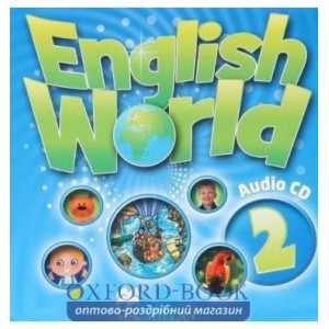 English World 2 CD(2) ISBN 9780230024519