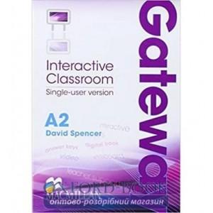 Gateway A2 Interactive Classroom CD-ROM ISBN 9780230723429