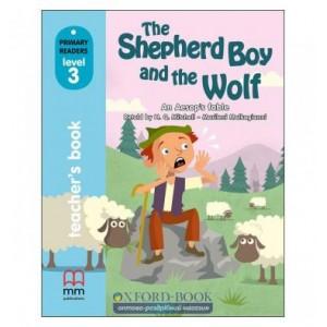 Книга для вчителя Level 3 The Shepherd Boy and The Wolf teachers book Mitchell, H ISBN 9786180525076