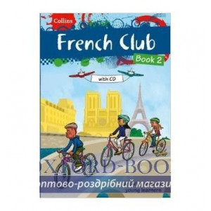 French Club Book 2 with CD McNab, R ISBN 9780007504480