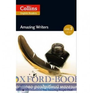 Amazing Writers with Mp3 CD Level 3 MacKenzie, F ISBN 9780007544981