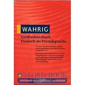 Книга WAHRIG-GroBworterbuch DaF ISBN 9783577102377