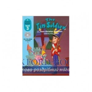 Level 3 Tin Soldier with CD-ROM Andersen, H ISBN 9789603799979