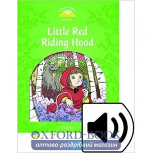 Книга Little Red Riding Hood Audio Pack Charles Perrault, Sue Arengo ISBN 9780194014243