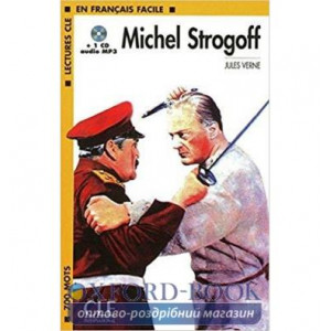 Niveau 1 Michel Strogoff Livre + Mp3 CD Verne, J ISBN 9782090318500