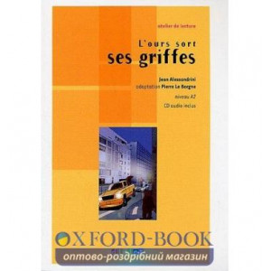 Atelier de lecture A2 Lours sort ses griffes + CD audio ISBN 9782278064182