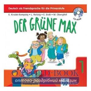Der grune Max Interaktiv CD-ROM 1 ISBN 9783126061919