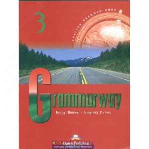 Підручник Grammarway 3 Students Book without key ISBN 9781903128947