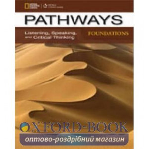 Книга Pathways Foundations: Listening, Speaking, and Critical Thinking Text with Online Робочий зошит access code Chase, B.T.