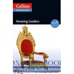 Amazing Leaders with Mp3 CD Level 1 MacKenzie, F ISBN 9780007544929