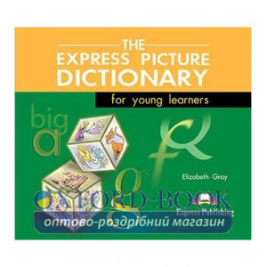 Диск The Express Picture Dictionary Class CD 3 ISBN 9781843252764