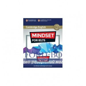 Книга Mindset for IELTS Foundation students book with Testbank and Online Modules ISBN 9781316636688