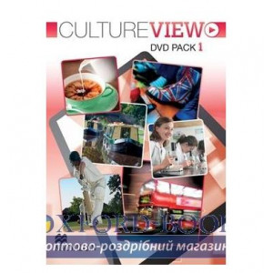Culture View Level 1 DVD Pack ISBN 9780230466760