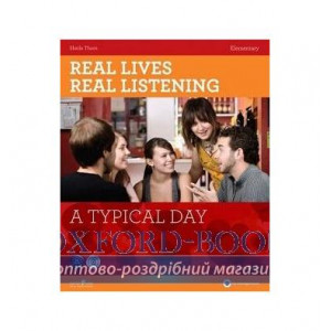 Real Lives, Real Listening Elementary A Typical Day with CD Thorn, S ISBN 9781907584428