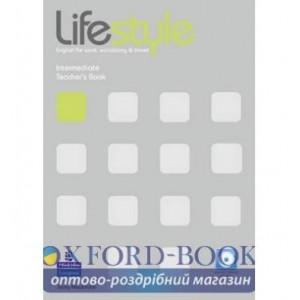 Книга для вчителя Lifestyle Int Teachers book +CD ISBN 9781408237151