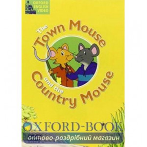 CT DVD Town Mouse & Country Mouse ISBN 9780194592703