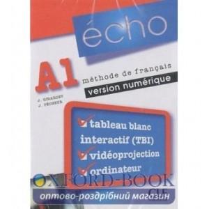 Книга для вчителя Echo A1 teachers book ISBN 9782090324860