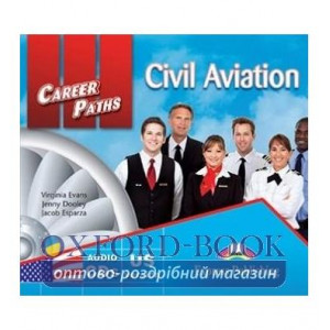Career Paths Civil Aviation Class CDs ISBN 9781780986371