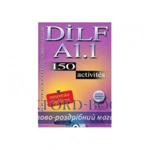 DILF A1, 150 Activites + CD audio ISBN 9782090352801