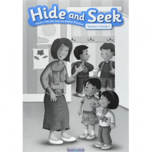 Книга Hide and Seek 1 Teachers Guide Hill, A. ISBN 9781408062210
