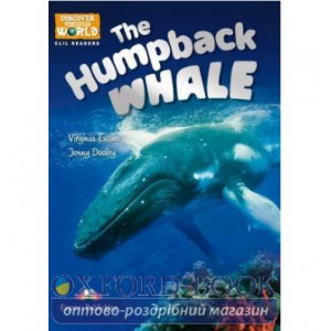 Підручник the humpback whale level 2 ISBN 9781471563331