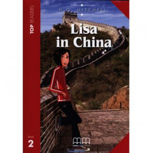 Level 2 Lisa in China Elementary Book with CD Mitchell, H ISBN 9789604788262