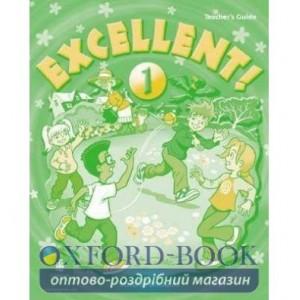 Книга для вчителя Excellent 1 Teachers book ISBN 9780582778375