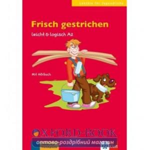 Frisch gestrichen + CD A2 ISBN 9783126051170