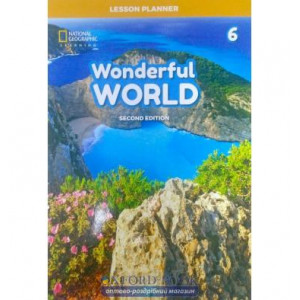 Диск Wonderful World 2nd Edition 6 Lesson Planner with Class Audio CDs, DVD and TR CD-ROM ISBN 9781473760783