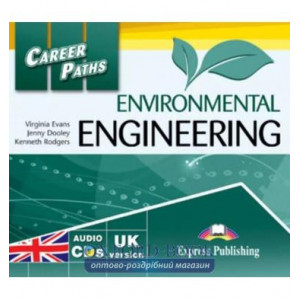Career Paths Environmental Engineering Class CDs ISBN 9781471516153