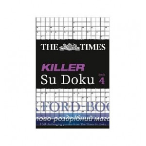 Книга The Times Killer Su Doku. Book4 The Times Mind Games ISBN 9780007272587