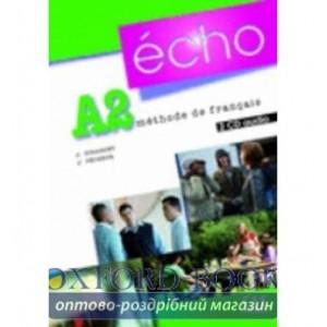 Книга Echo A2 Collectifs CD ISBN 9782090325539